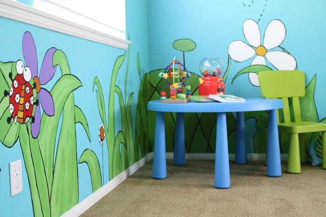 Children S Rooms Amp Nurseries Eclectic Kids Other