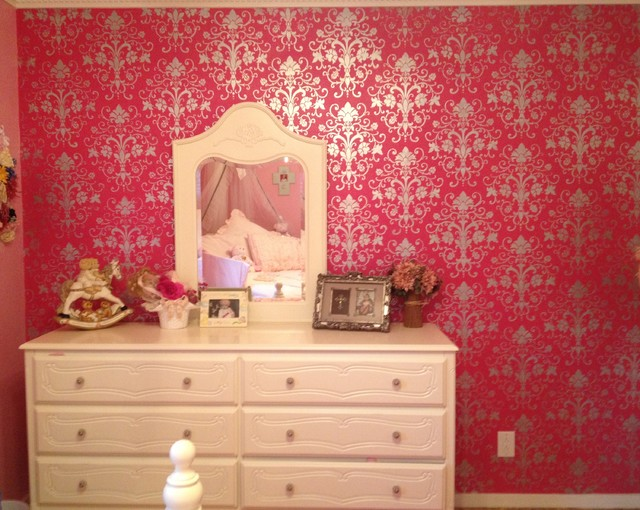 Childrens' Rooms traditional-kids
