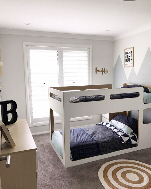 Chloe\'s Lyndhurst - Client Homes - Contemporary - Kids - Sydney - by ...