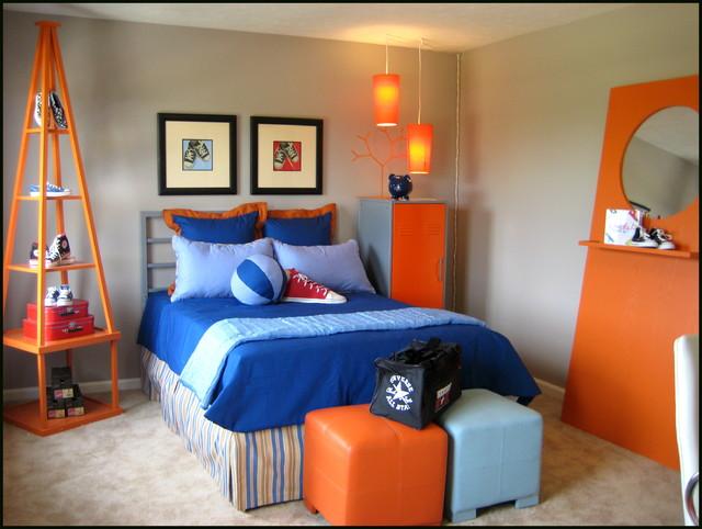 Chuck taylor teen room contemporary kids atlanta for Rooms to go kids atlanta