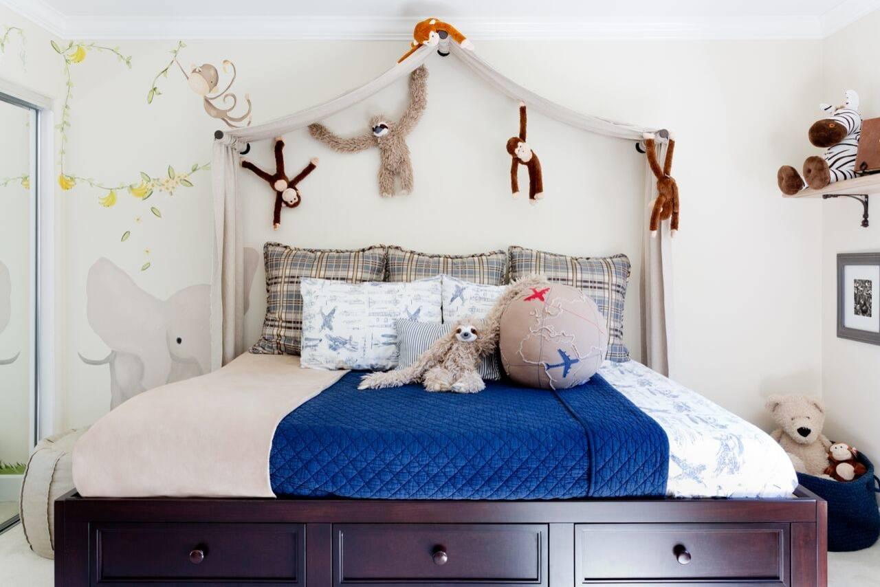 Classic Boys Bedroom