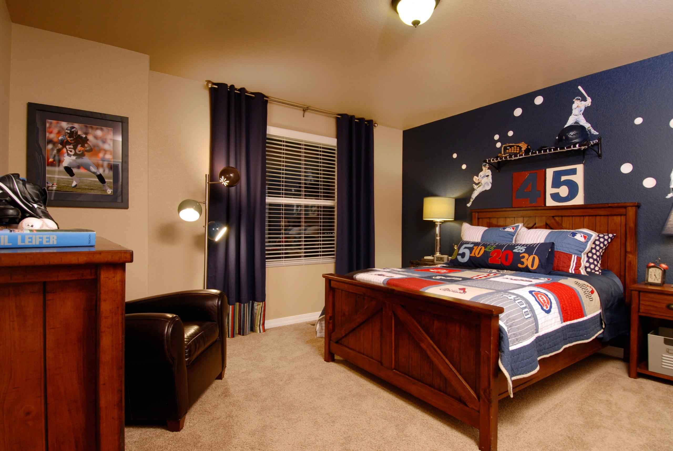 Baseball Bedroom Houzz