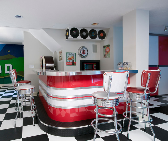 Cleveland Remodel eclectic-kids