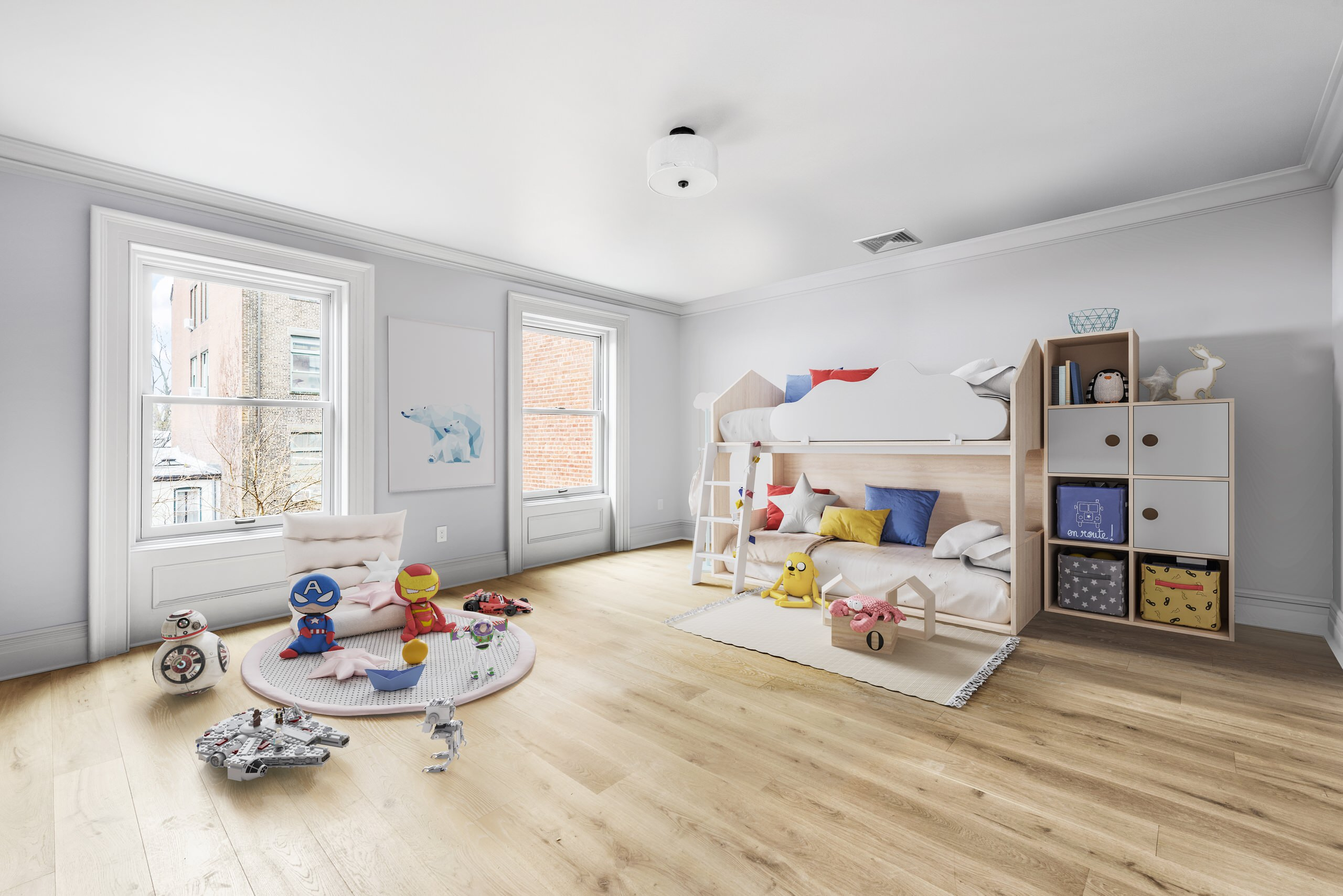 75 Beautiful Kids Room Pictures Ideas January 2021 Houzz