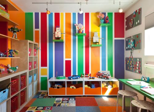 Inspirasi Warna Garis Garis Untuk Rumah Idaman Rooang Com