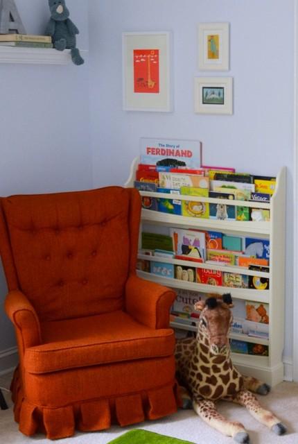 contemporary classic animal nursery contemporary-kids