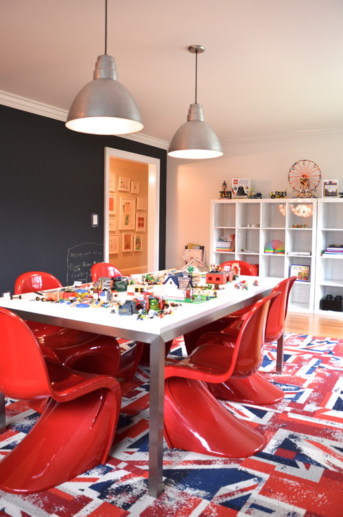 contemporary kids 7 Awesome Playrooms
