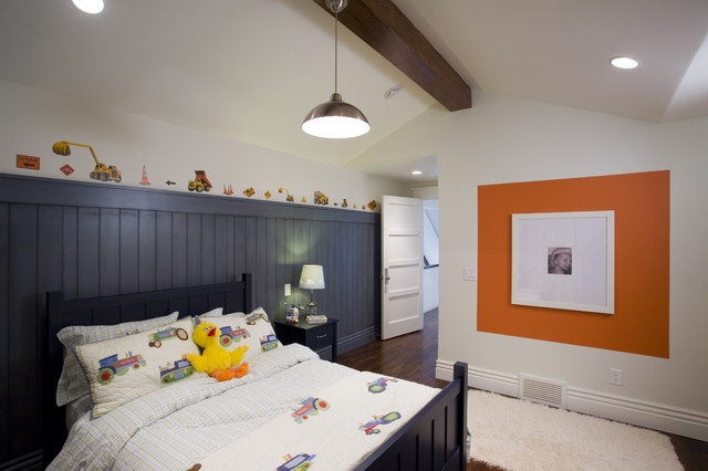 Boys Bedroom contemporary-kids