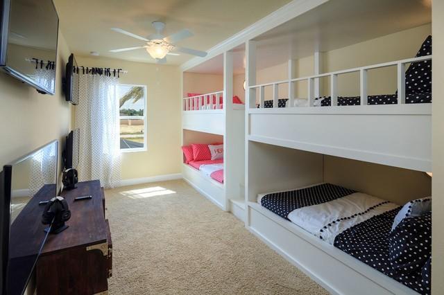 Resort style living contemporary kids orlando by for Design hotel orlando