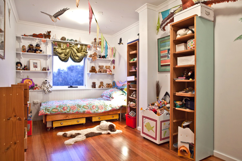 Photo of a contemporary kids' room in Perth.