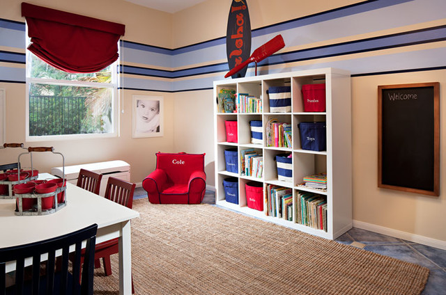 Kids Playroom contemporary-kids