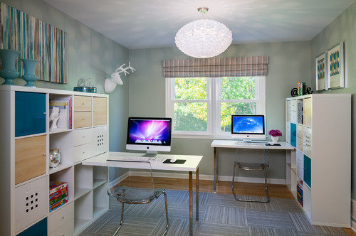 How to Put a Study Area in a Bedroom