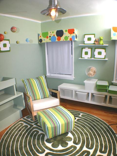 Contemporary Nursery contemporary-kids