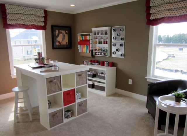 Craft room eclectic kids other by allegro limited for Houzz kids room