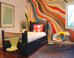 Culver City Boys Bedroom modern kids