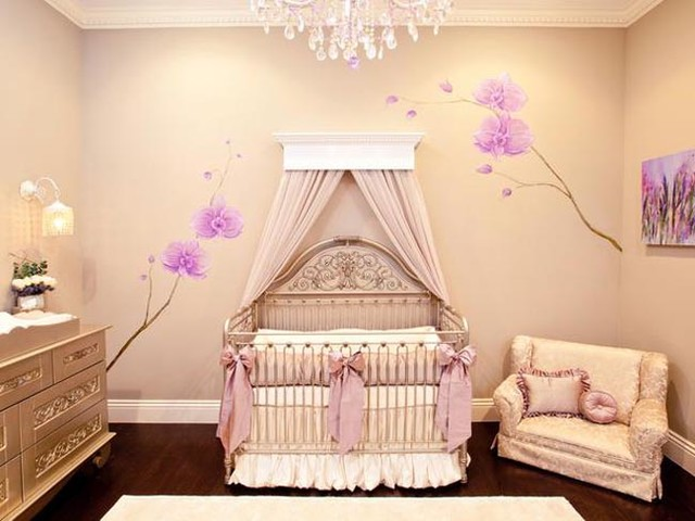 Custom Made Baby Bedding Victorian, Kids Only Furniture