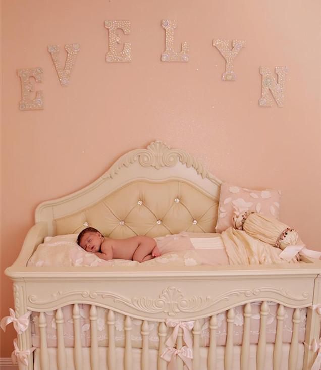 Custom Made Cribs Terranean, Kids Only Furniture