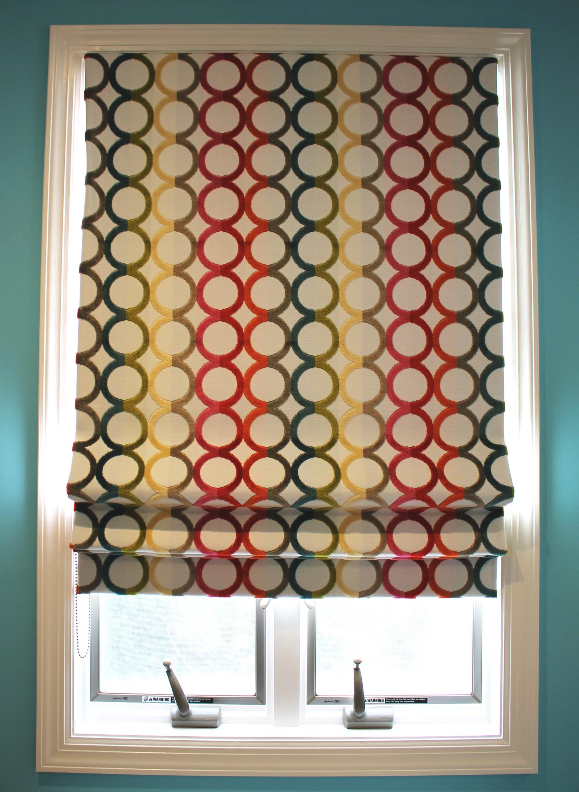 Custom window treatment Lawrence, NY Home