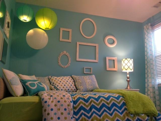 Cute Tween Bedroom Makeovermodern Kids Atlanta