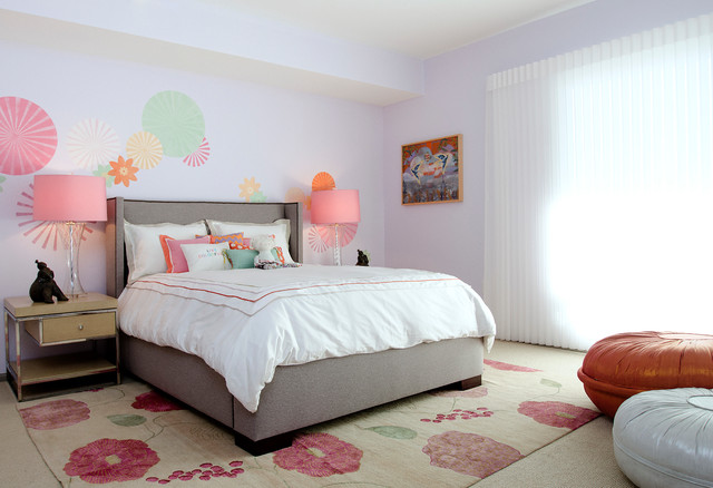 Daughter 39 S Bedroom DWELL Magazine Hollywood Project