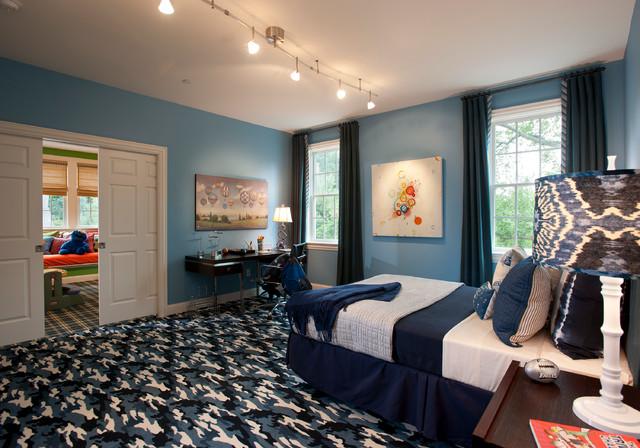 Design Home 2012 Contemporary Kids Philadelphia By Wpl Interior Design