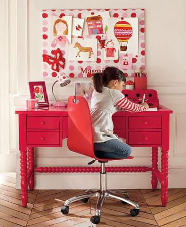 Inspiration for a timeless kids' room remodel in Other