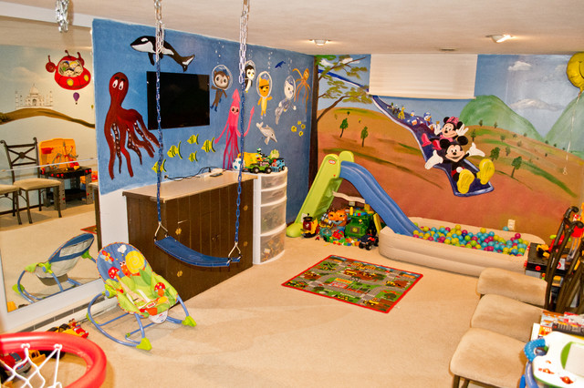 Disney Kids Playroom