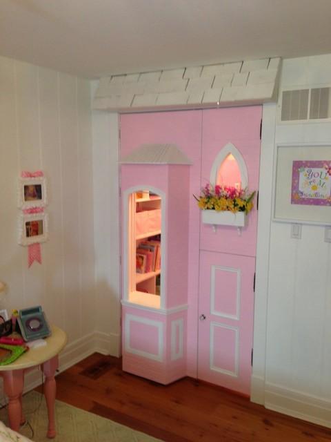 Doll House Closet - Traditional - Kids - toronto - by Muskoka Fine ...