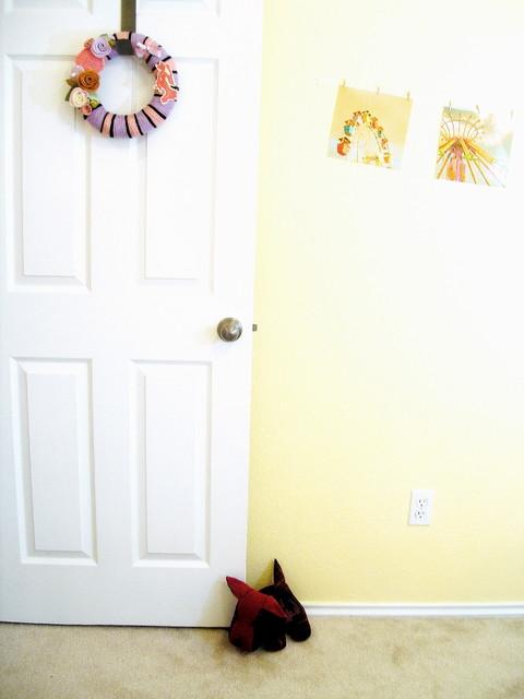 Doorway eclectic-kids