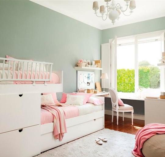 Dormitorios infantiles - Lamparas habitaciones infantiles ...