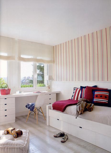 Dormitorios juveniles - Cortinas de cuartos juveniles ...