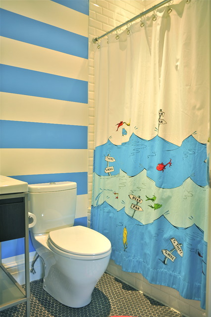 Merveilleux Dr. Seuss Bathroom Contemporary Kids