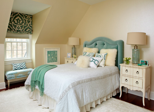 teen girls bedroom design ideas