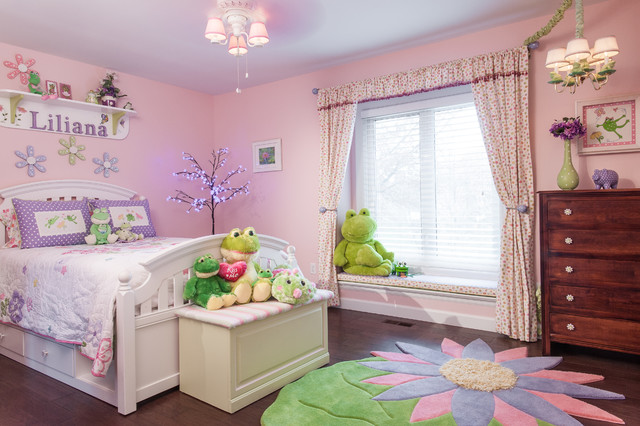 Dream Room 2014 Traditional Kids Baltimore By