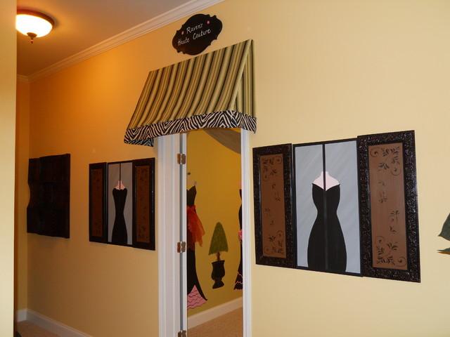 dress shop room eclectic-kids