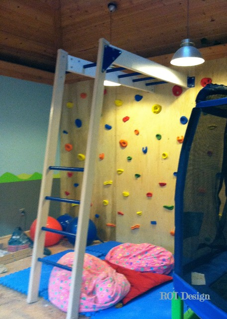 Play Studio - active play area eclectic-kids