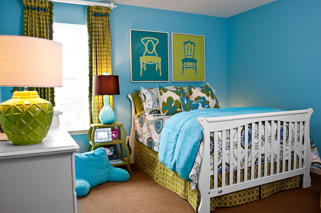 Elam Childrens Rooms eclectic kids