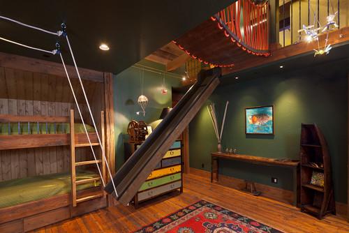 dormitorios para niños creativos