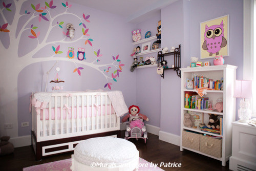 Eclectic - Modern Nursery NYC eclectic-kids