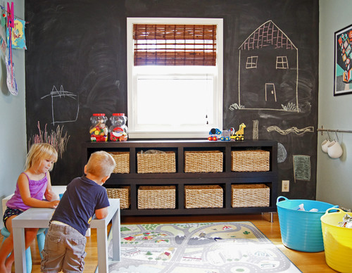 transitional kids 7 Awesome Playrooms