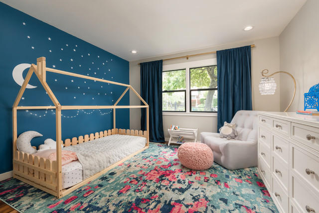 Edgewood   Fairy Tail Bedrooms Transitional Kids