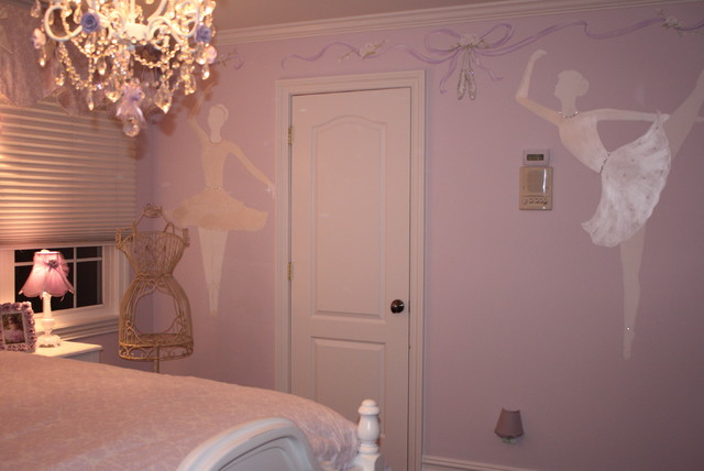 Http Www Houzz Com Photos 2524534 Elegant Ballerina Room Traditional Kids Other