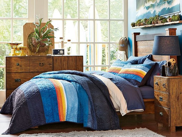 emerson pipeline surf bedroom traditional kids