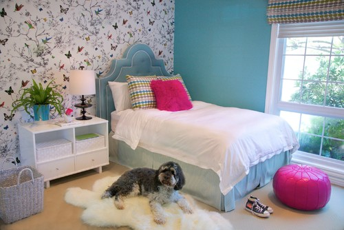 Kids Shared Bedroom Roman Shades Please Vote How You Can Use String Lights To Make Your Look Dreamy