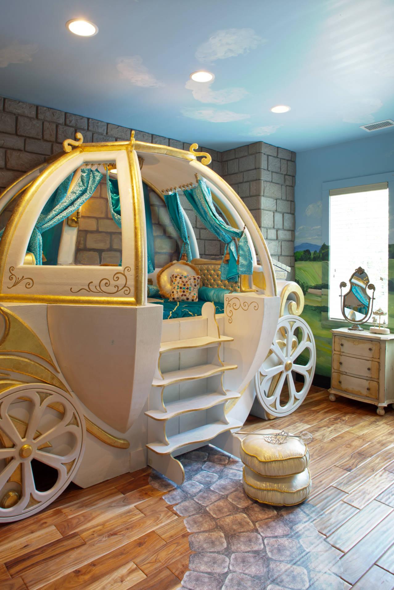 Cinderella Bedroom Houzz