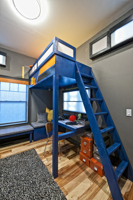 Extreme Makeover Home - Joplin eclectic-kids