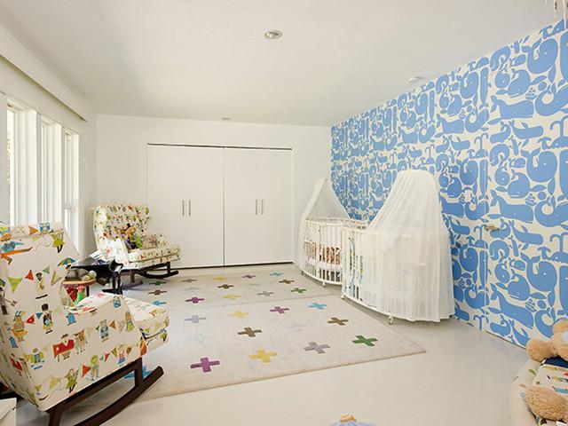 Fashion Babies Nursery contemporary-kids