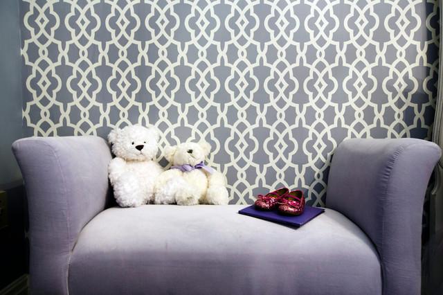 Feminne Girl's Bedroom In Toronto contemporary-kids