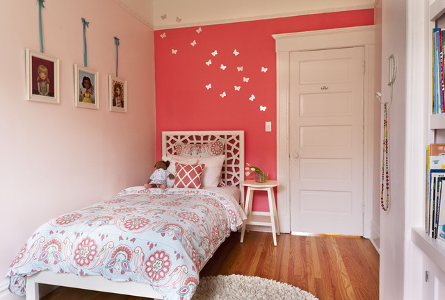 Ford Street Girls Room modern kids