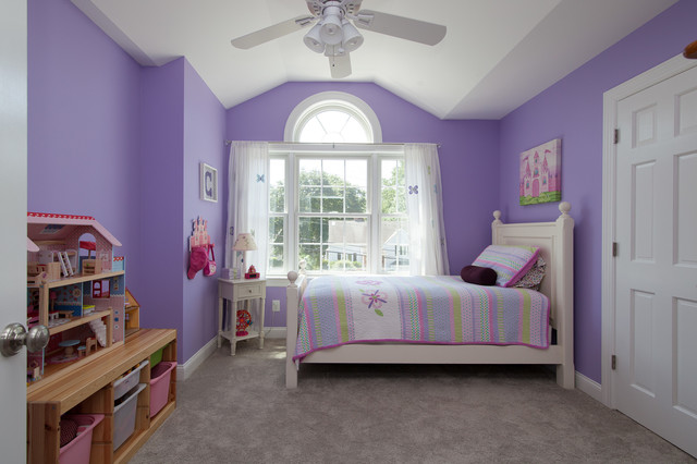 Full house transitional kids new york by ktm architect for Decoration ktm